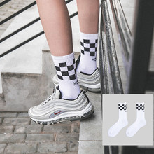 Трендовые носки с бабочками 2020, белые женские уличные хлопковые носки Harajuku, Размеры 35-40, японские носки для скейтборда в стиле хип-хоп(Китай)
