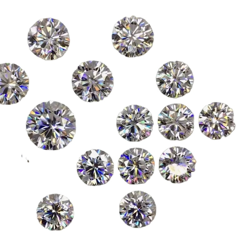 PUSHI High quality moissanite rough stone <strong>diamond</strong> stone moissanite loose stones