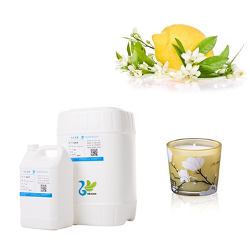 Fresh natural lemon flower fragrance oil for scented candle making