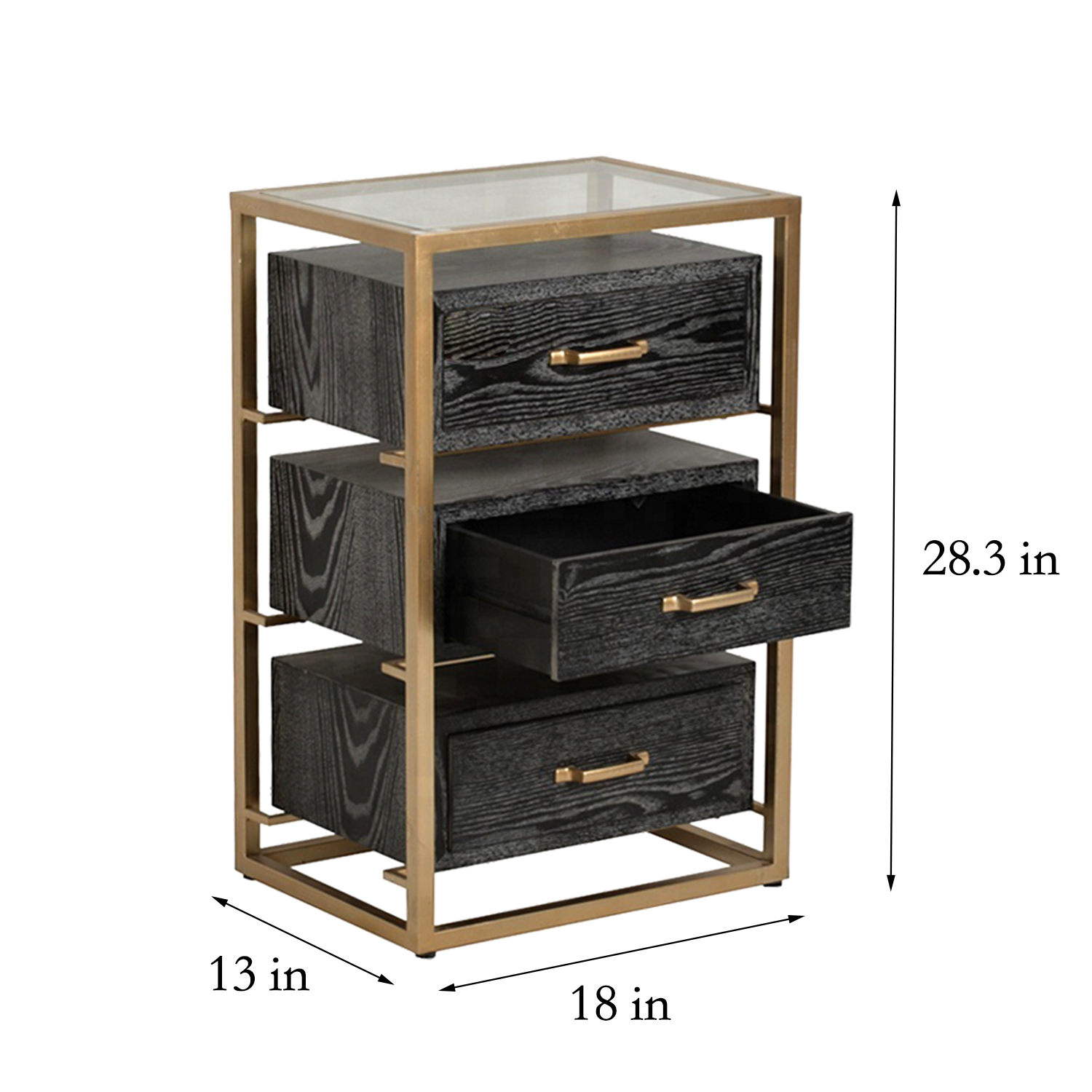 Mayco Bedroom Furniture Side Table With 3 Drawers Modern Black Glass Top Nightstand Buy Glass Nightstand Modern Nightstand Bedside Nightstand With 3 Drawers Product On Alibaba Com
