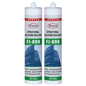 Manufacturer of Silicone sealant for big glass wall