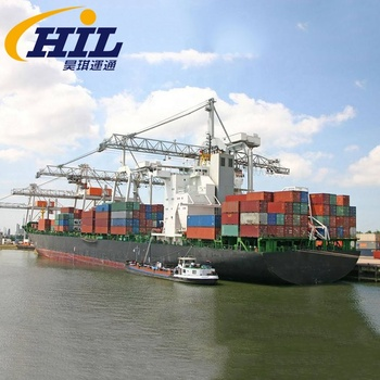 International Logistics Companies Ocean Shipping Service Sea Freight Forwarder In China To USA