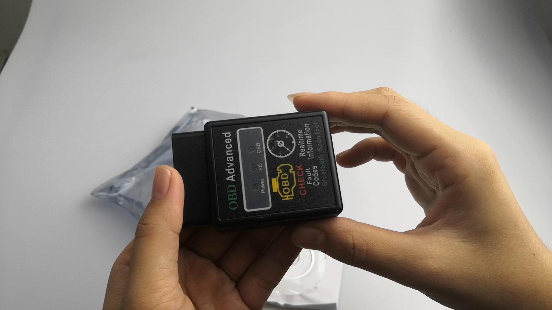 OBDII OBD2 ELM327 V2.1 bluetooth Car Auto Scanner Diagnostic Scan Tool
