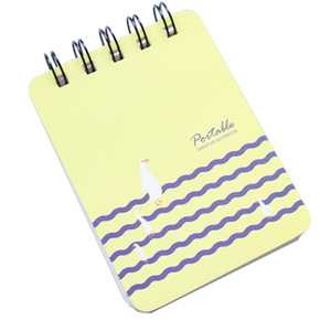 LULAND Paper Covered Cheap Spiral Notebook Wholesale for School and Office (Free Sample)