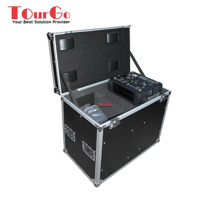 Moving Head Lighting Case For 2 Units Chauvet DJ Intimidator Spot 475Z Style