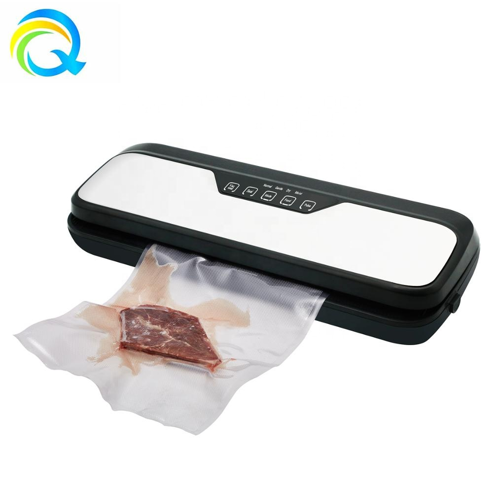 Stainless Steel Touch Sensitive Mini food Vacuum Sealer Machine Vacuun sealing machine /Vaccum Sealer
