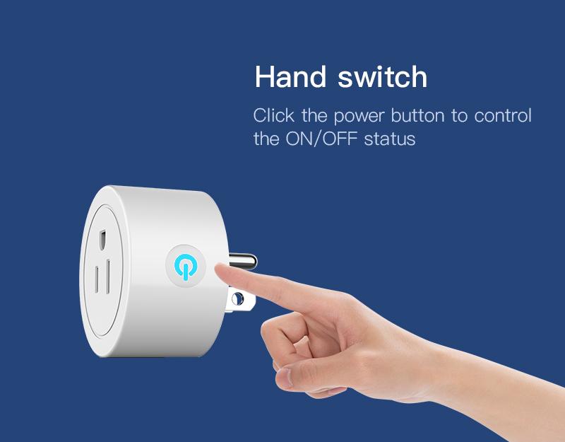 Bien Conçu prise d'extension intelligente rvb prise intelligente rvb led intelligente mini prise de courant
