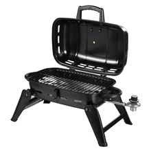 L'asador <span class=keywords><strong>Grill</strong></span> Barbecue À <span class=keywords><strong>Gaz</strong></span> Churrasqueira Camping Gril à <span class=keywords><strong>Gaz</strong></span> Portable avec Pieds Repliables 17.5 pouces
