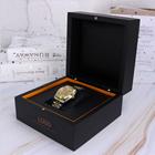 Factory custom unique watch box wooden single watch packaging box