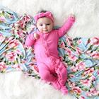 Adorable New born Baby Rompers for Four Season Comfortable Toddler Baby Pajamas
