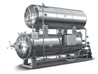 Food Processing Steam Retort Autoclave Sterilizer Machinery