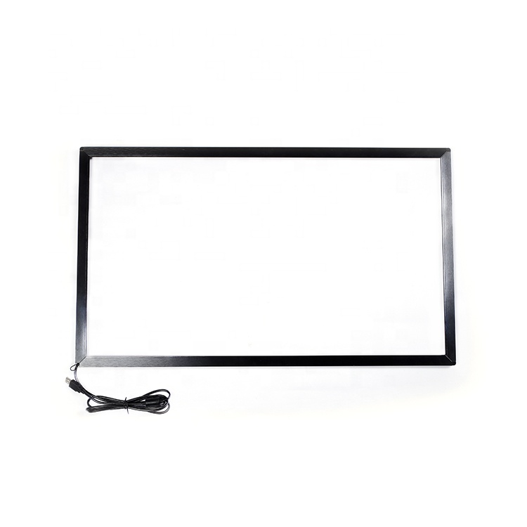 aluminum alloy 16 points 32 inch ir multi-<strong>touch</strong> infrared <strong>screen</strong> <strong>touch</strong> frame <strong>kit</strong> for interactive tv