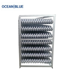 Galvanized steel stainless steel evaporative condenser coil with cheap price
