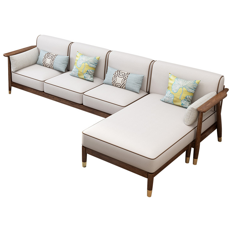 product-BOOMDEER morden custom new design living room Special OfferFabric one two three and four sol-2