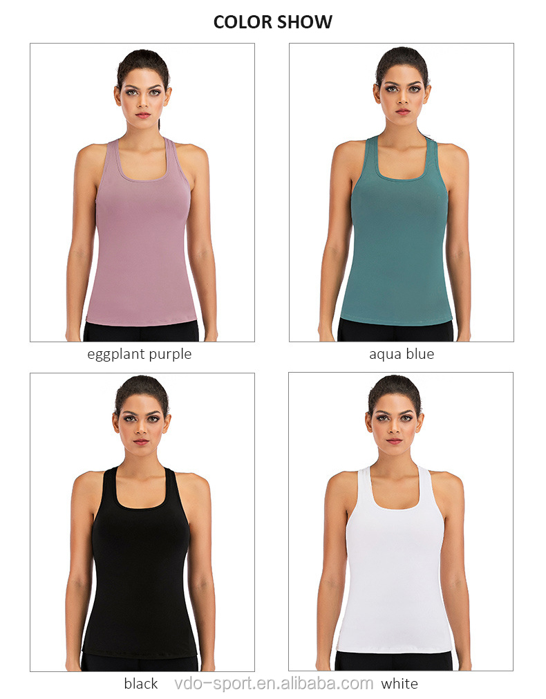 Ladies Hollow Out Yoga Wear gym Fitness Womens Sleeveless Clothing Yoga Autumn Sport Tank Top Women