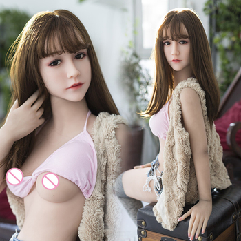 135cm Real Silicone Sex Dolls Robot Japanese Anime Full Oral Love Doll Realistic Adult for Men Toys Big Breast Sexy Mini Vagina