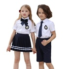 custom high quality uniforms colours boys and girls white shirt primary secondary high pre school dress uniform designs for kids