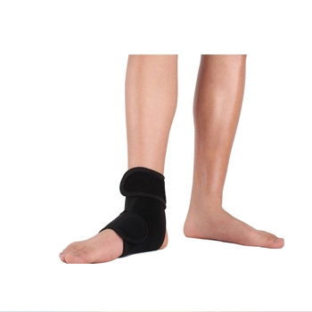 2018 Hot Sale Ankle Brace Neoprene Compression Foot Sleeve Adjustable Ankle Support