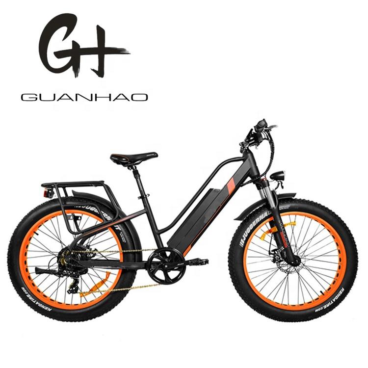 750W A2B CE Chinese factory OEM ADDMOTOR MOTAN 450 P7 EN15194 750W 17AH fat tire SNOW electric bike