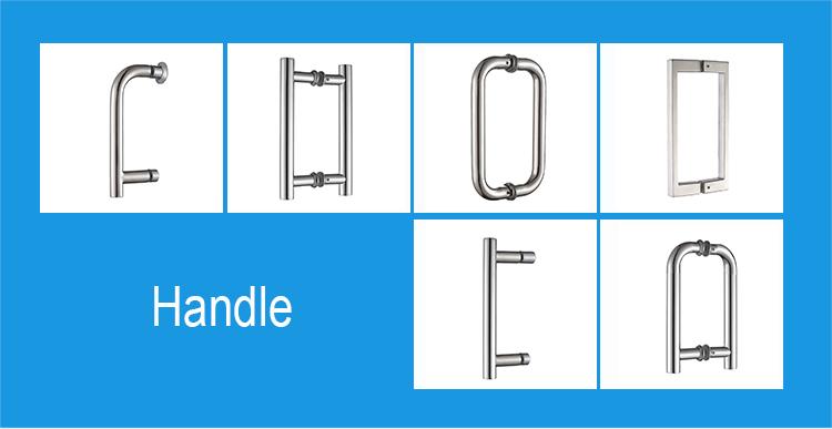 2 kolu boyutları ahır çerçevesiz Bypass altın cam sürgülü özelleştirilmiş duş kapı