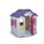 YL-HS003 Featured Kids Indoor Playground Garden Play Area House Cheap Plastic Playhouses For Kids Outdoor