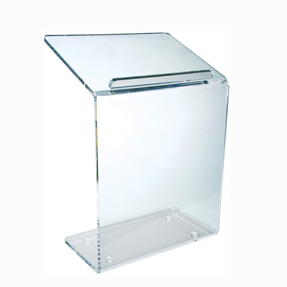 Clear Empire Tabletop Acrylic Lectern