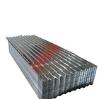 0.5mm Corrugated Galvanized Zinc Roof Sheets in RAL color