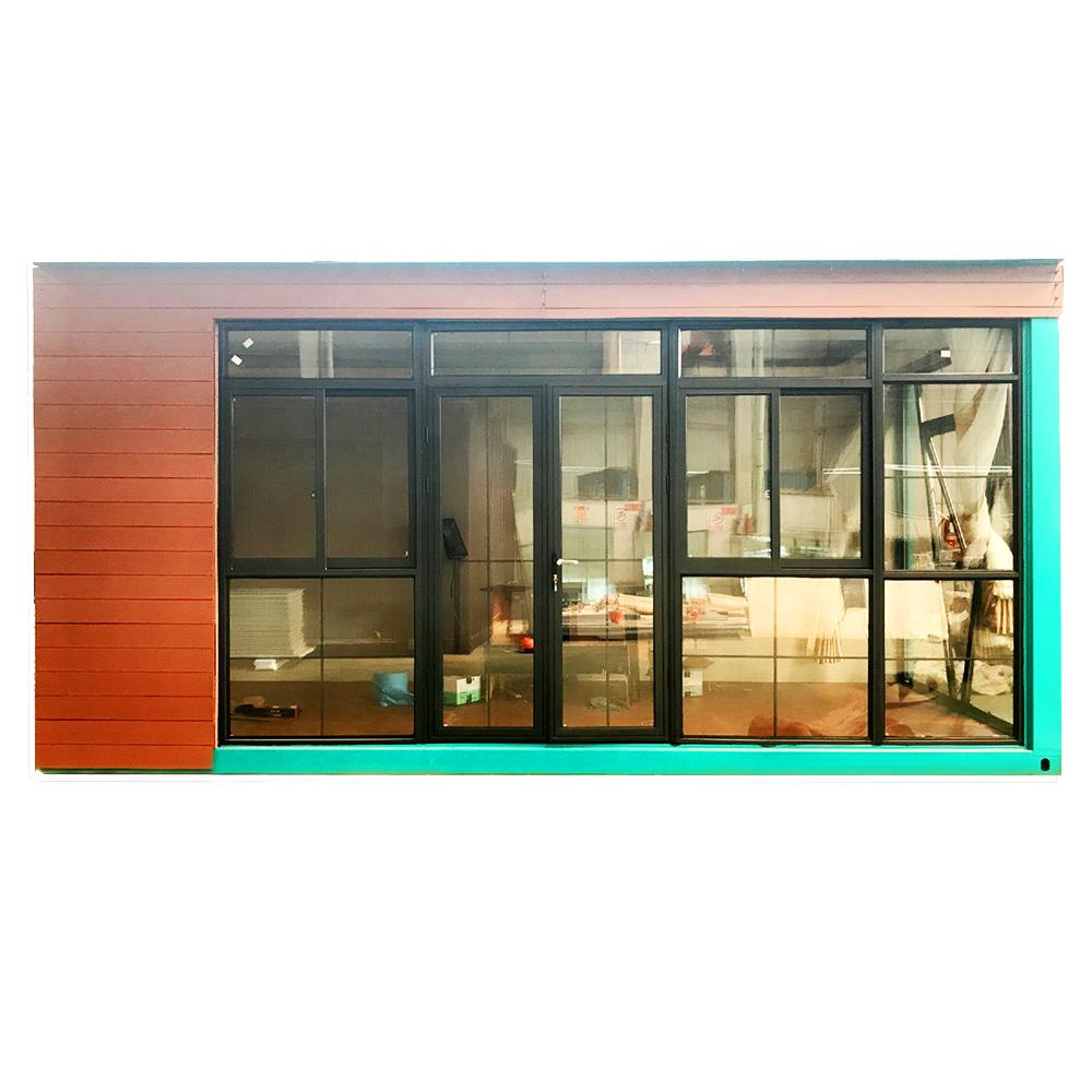 Amerikan tarzı rahat prefabrik ev mobil ev özelleştirilmiş prefabrik konteyner evler nakliye çin'den abd'ye