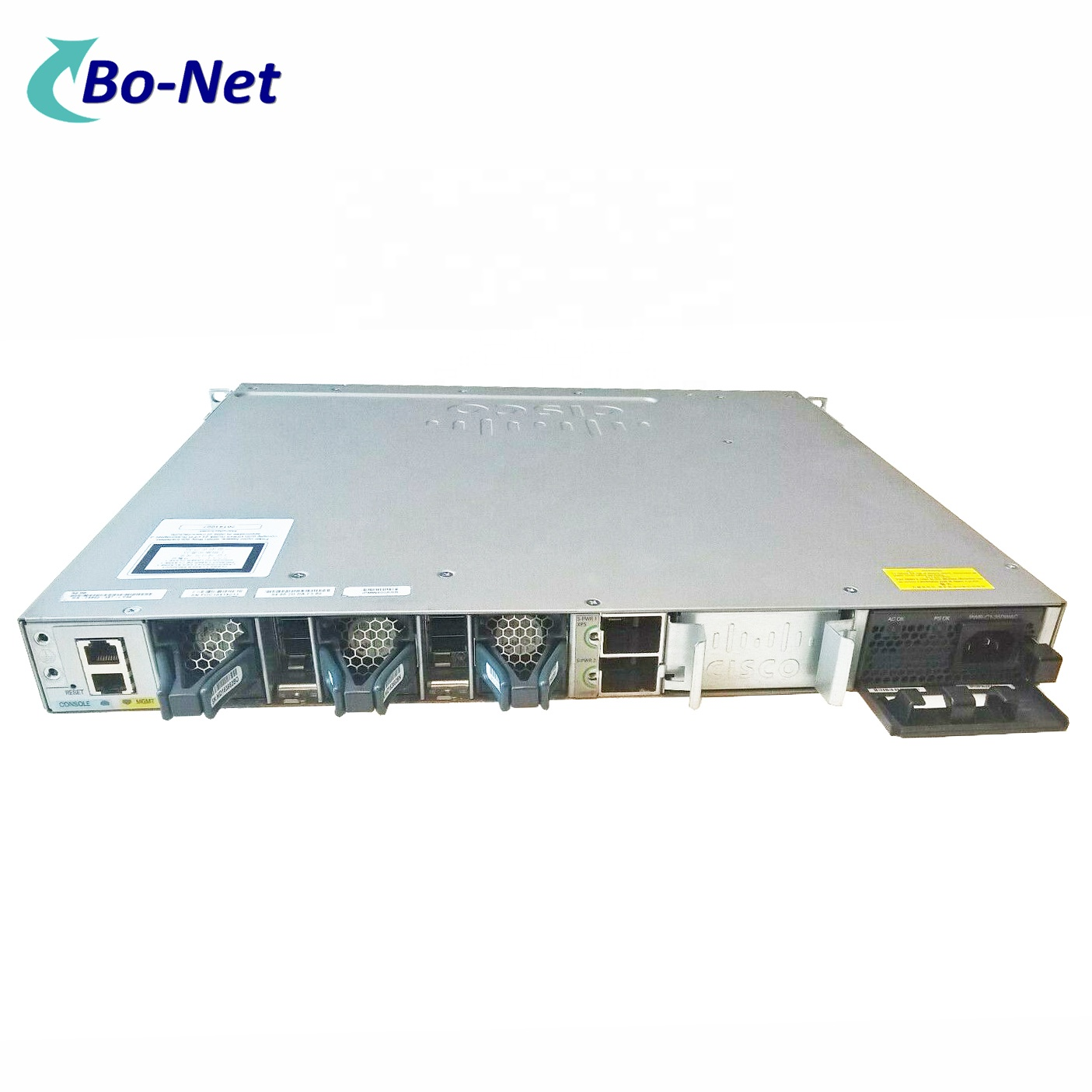 Switch de Rede Original WS-C3850-48T-L 3850 Portas Gigabit Ethernet Switch 48 W/C3850-NM-2-10G