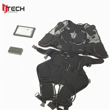 New Product Lumbar Abdomen Electrical Ems Fitness Body Training
