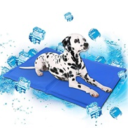 Pet Cooling Mat Pet Self Cooling pad mat Bed mats Comfort for Cats and Dogs