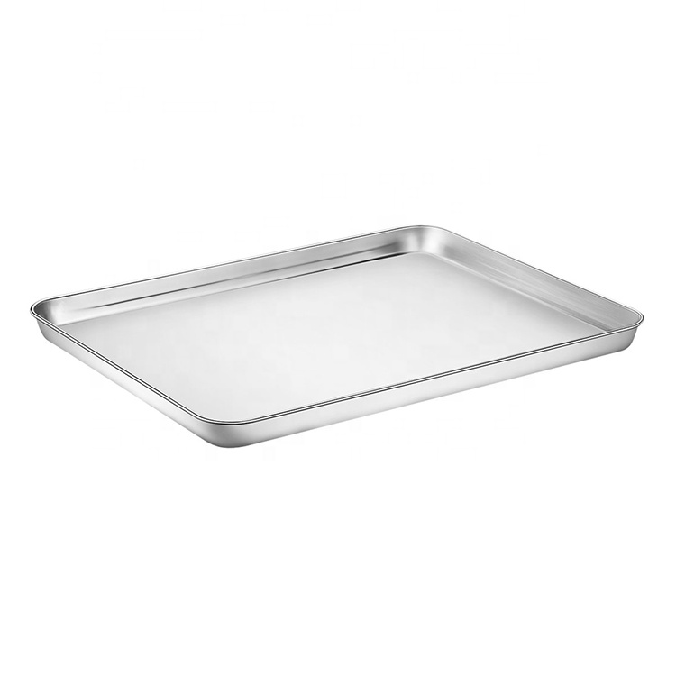 Backblech Durable Cookie Nicht Stick Aluminium Kuchen Blatt Pan