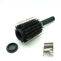 Hair Brush Diversion Safe Stash Can Diversion Can Secret Container with a food grade smell proof bag