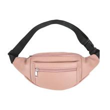 Вместительные женские нагрудные Сумки из искусственной кожи, поясной ремень, кошелек, Повседневная нагрудная сумка для девушек, милые повс...(Китай)