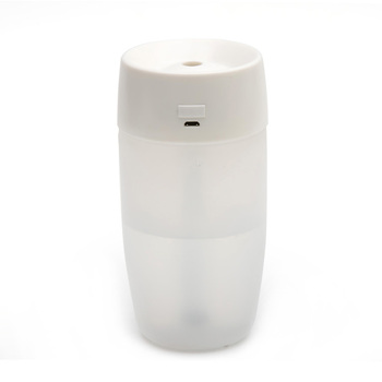Colorful gradient light 300ml portable large space aroma diffuser cool mist ultrasonic humidifier