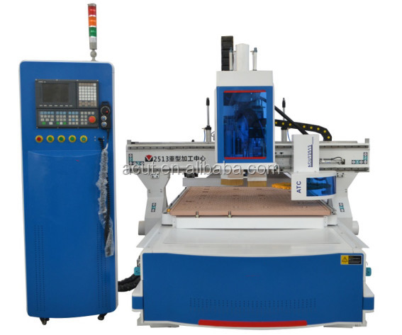 Good Quality and Price 1325 Woodworking Engraving CNC Router Machine