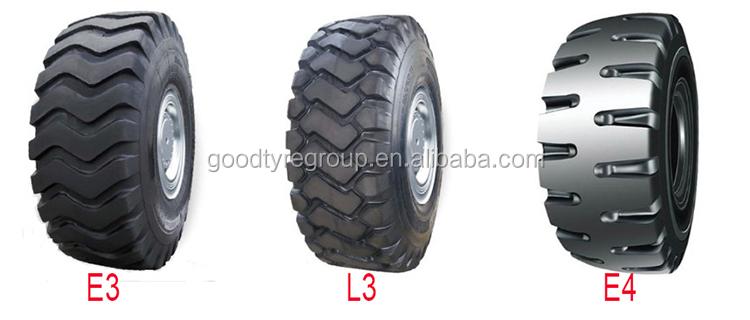 Atacado chinês de alta qualidade 20.5-25 G2/L2 L2 R4 OTR pneu