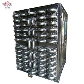 Chian high quality economizer factory supply boiler economizer spare parts