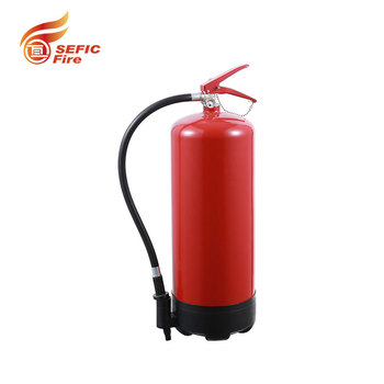 World Famous General Fire Extinguisher Parts Dry Powder Fire Extinguisher