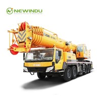 QY13K-I 130 Ton XCMG Chinese Truck Cranes for Sale