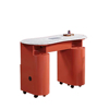 Beauty manicure table vacuum and nail salon furniture nail