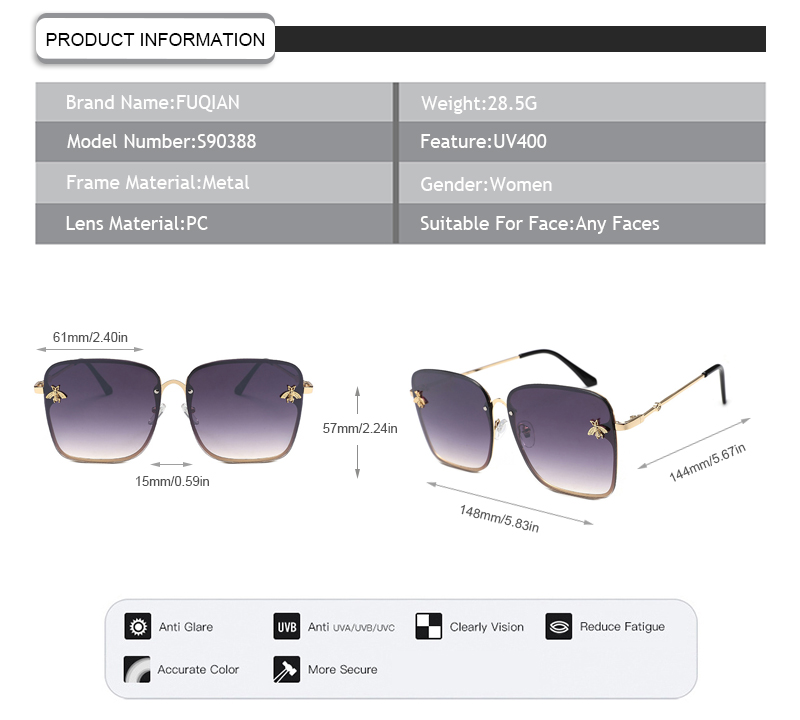 Fuqian bolle polarized sunglasses buy now for women-11