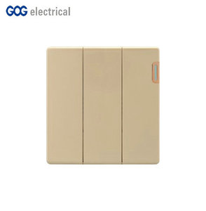 GOG V15 electric switch socket British standard wall switch
