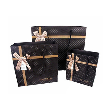 Luxury Custom Own Logo Printed Retail Clothing Shopping Jewellery Wedding Gift Packaging Paper Bag For Clothes