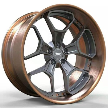 Custom made car rims alloy wheel 18 19 20 21 22 23 24  inch from china
