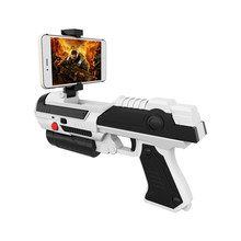Умный создатель AR игровой пистолет игрушка забавная Спортивная страйкбола воздушные пистолеты Мультиплеер Интерактивная Виртуальная реа...(Китай)