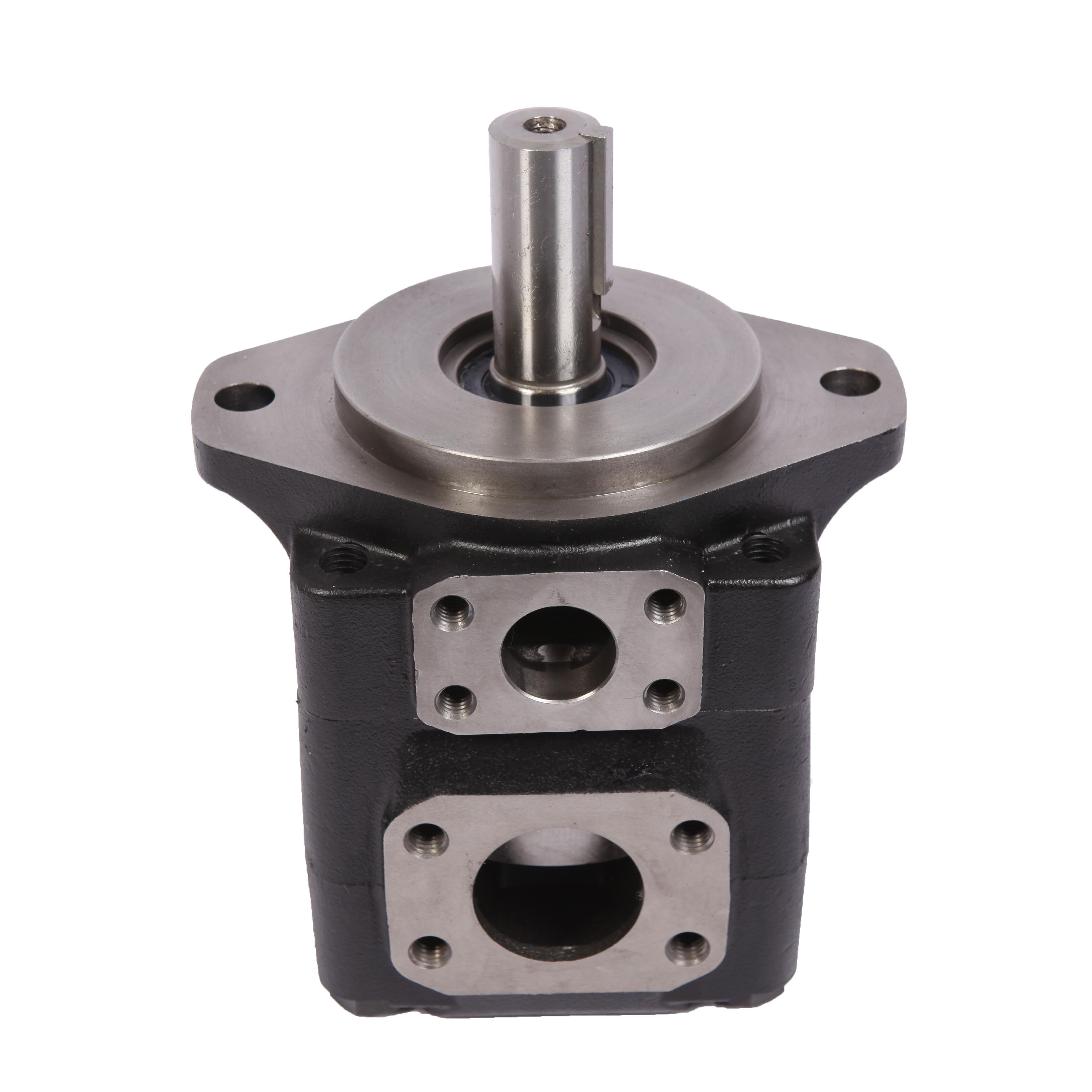 T6 single denison pump hydraulics