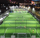 55mm 60mm sports flooring artificial grass for outdoor football field