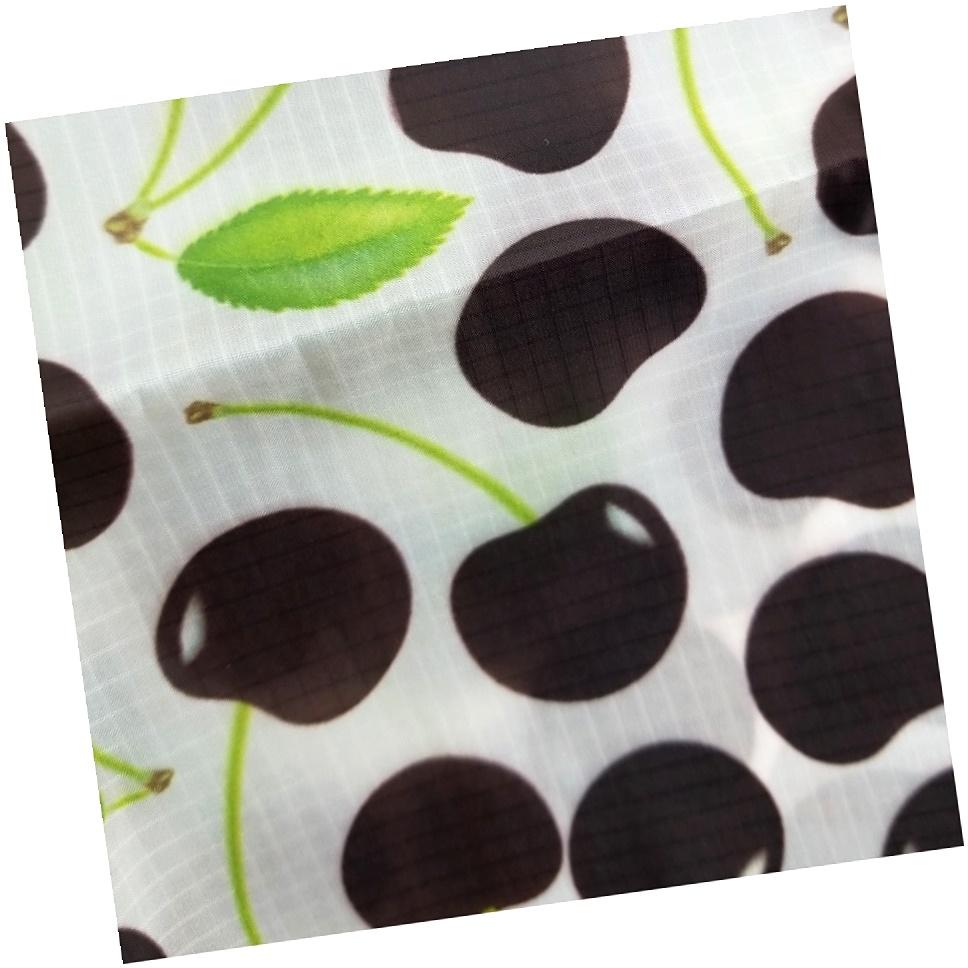 Customized Digital Printed ripstop nylon fabric