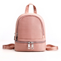 Small Shoulder Bag Lightweight School Travel Purse backpack with Adjustable Shoulder Strap